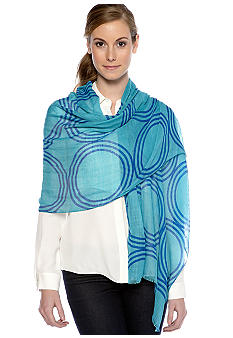 Echo Bi-Color Circle Wrap