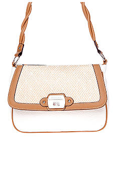 Rosetti Peak Season Navigator Flap Shoulder Bag