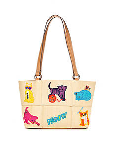 Strada Block Party Shopper Bag