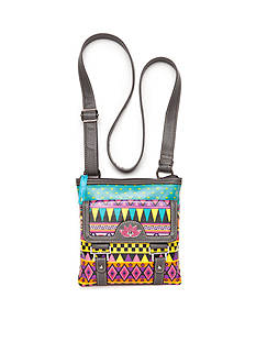 Lily Bloom Eco-Shine Mini Crossbody