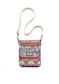 Lily Bloom Tablet Case Crossbody Bag