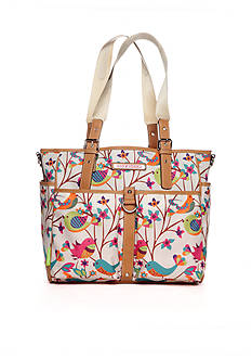 Lily Bloom Laptop Tote