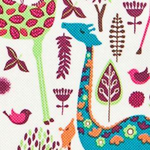 Handbags and Wallets: Giraffe Park Lily Bloom Hailey Hobo