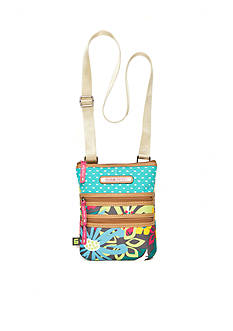 Lily Bloom Eva Multi Section Crossbody