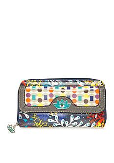 Lily Bloom Zip Clutch Wallet