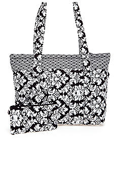 New Directions® Quilted Cotton Medium Tote