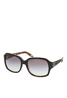 Ralph by Ralph Lauren Plastic Soft Square Sunglasses