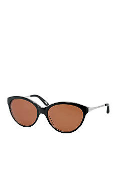 Ralph by Ralph Lauren Plastic Cat Eye Sunglasses