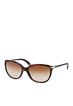 Ralph by Ralph Lauren Plastic Cateye Sunglasses