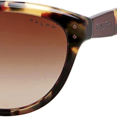 Women: Ralph By Ralph Lauren Accessories: Vintage Tortoise Ralph by Ralph Lauren Cateye Sunglasses