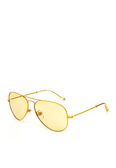Michael by Michael Kors Aviator Sunglasses