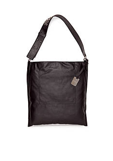 Kenneth Cole New York Hudson Messenger Hobo