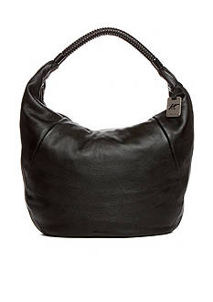 Kenneth Cole No Slouch Leather Hobo