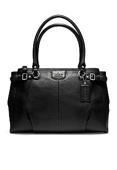 COACH MADISON LEATHER KARA CARRYALL
