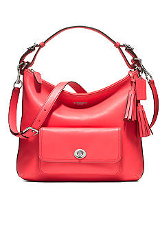 COACH LEGACY LEATHER COURTENAY HOBO