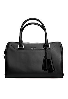 COACH LEGACY LEATHER HALEY SATCHEL