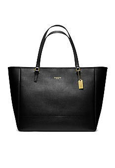 COACH SAFFIANO LARGE CITY TOTE