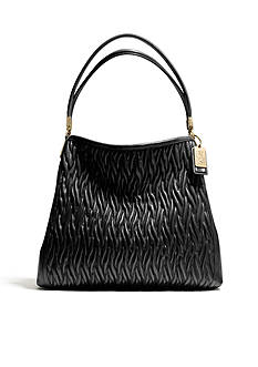 COACH MADISON SMALL PHOEBE SHOULDER BAG