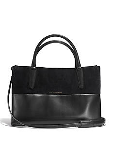 COACH THE SOFT BOROUGH BAG