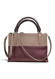 COACH THE MINI BOROUGH BAG