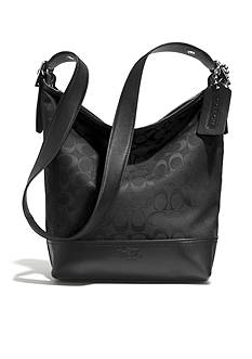 COACH BLEECKER DUFFLE BAG