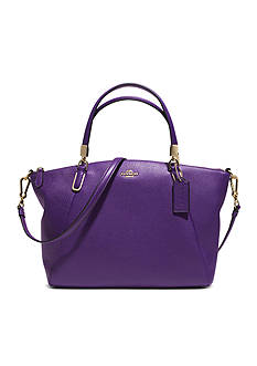 COACH PEBBLED LEATHER SMALL KELSEY CROSSBODY