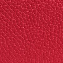 Coach: Sv/True Red COACH PRAIRIE SATCHEL IN PEBBLE LEATHER