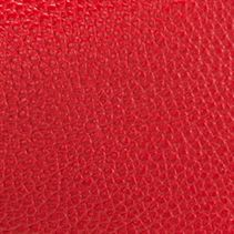 Discount Designer Handbags: Sv/True Red COACH REFINED PEBBLE LEATHER EDIE 31 SHOULDER BAG