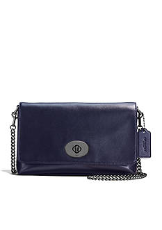 COACH CROSSTOWN CROSSBODY IN SMOOTH CALF LEATHER