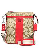 COACH LEGACY SIGNATURE SWINGPACK