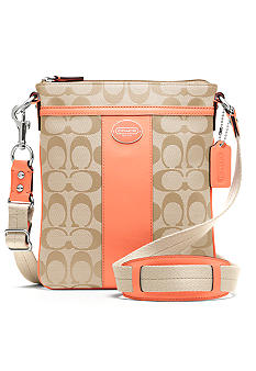 COACH SIGNATURE SWINGPACK