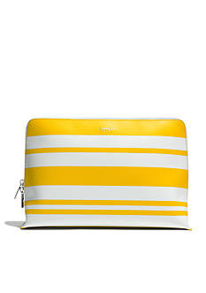 COACH BLEECKER LARGE COSMETIC CASE