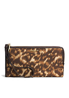 COACH MADISON ZIPPY WALLET