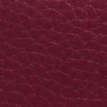 Handbags and Wallets: Li/Burgundy COACH Swagger Slim Envelope Wallet in Pebble Leather