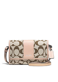 COACH LEGACY PHONE CROSSBODY