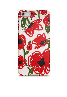 COACH POPPY FLORAL IPHONE 5 CASE