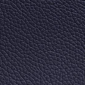 Wallets: Li/Navy COACH CROSSBODY CLUTCH IN PEBBLE LEATHER