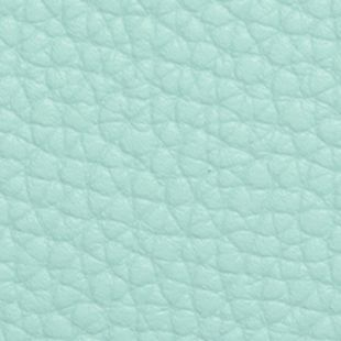 Handbags and Wallets: Sv/Seaglass COACH KEY POUCH IN POLISHED PEBBLE LEATHER