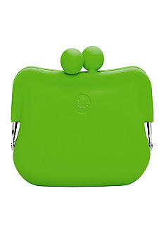 Candy Store Silicone Coin Purse-Apple Green