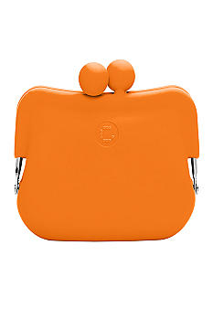 Candy Store Silicone Coin Purse-Orange