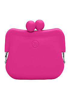 Candy Store Silicone Coin Purse-Bubblegum Pink