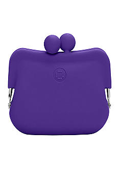Candy Store Silicone Coin Purse-Grape Purple