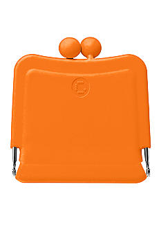 Candy Store Silicone Purse Mirror-Orange