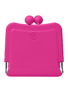 Candy Store Silicone Purse Mirror-Bubblegum Pink