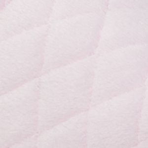 Dearfoam Slippers: Fresh Pink Dearfoams Microfiber Velour Espadrille Slippers