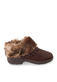 Isotoner&reg Slippers Low Bootie Slippers