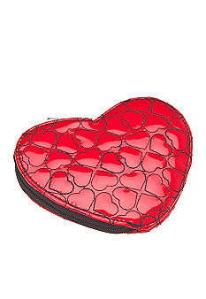 Kim Rogers Cross Your Heart Zip Bag