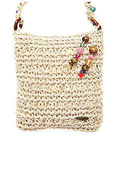 Cappelli Crossbody Bead Trimmed Shoulder Bag
