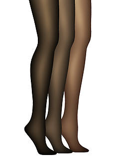 Hanes Silk Reflections Sheer Tights