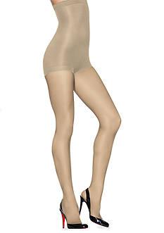 Hanes Silk Reflections High Waist Control Top Pantyhose